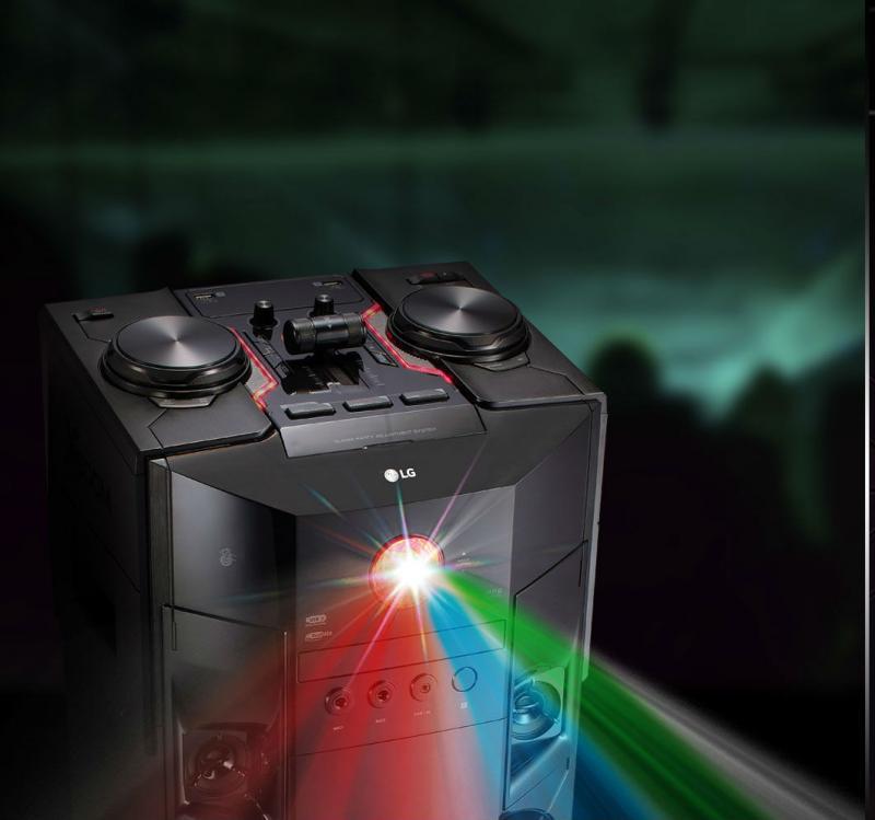 Музыкальный центр LG X-Boom OM6560  купить по минимальной цене ... a3d283a4a7e